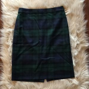 J Crew Pencil Skirt - Size 00